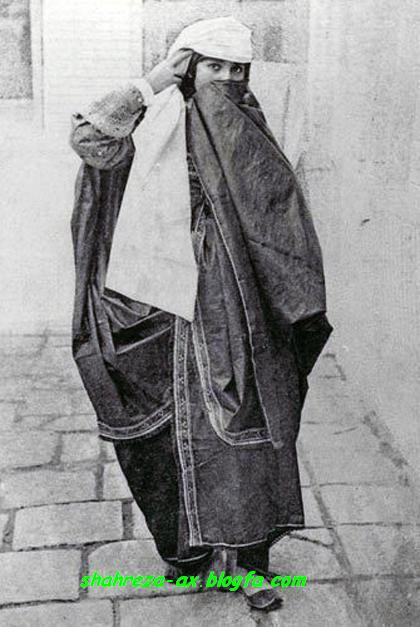 لباس مردان صفویه